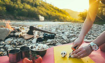 Trucs et astuces pour une cuisine réussie en campervan